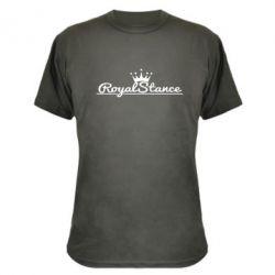 Камуфляжная футболка Royal Stance - FatLine