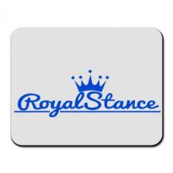 Коврик для мыши Royal Stance - FatLine