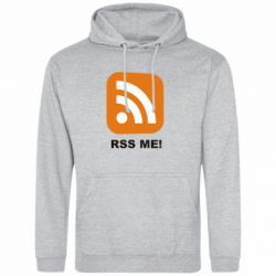Толстовка RSS Me - FatLine