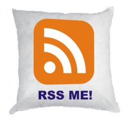 Подушка RSS Me - FatLine