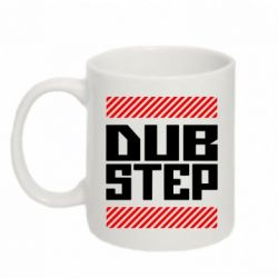 Кружка 320ml RUN Dub Step - FatLine