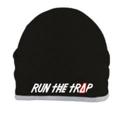 Шапка Run the Trap # - FatLine