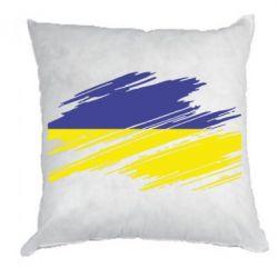 Подушка Рваний прапор - FatLine