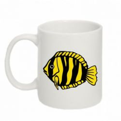 Кружка 320ml рыбка - FatLine