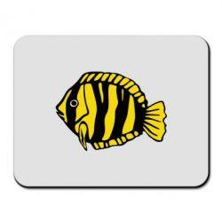 Коврик для мыши рыбка - FatLine
