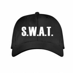 Детская кепка S.W.A.T. - FatLine