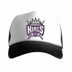 Кепка-тракер Sacramento Kings - FatLine