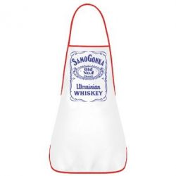 Фартук SamoGonka (Jack Daniel's) - FatLine