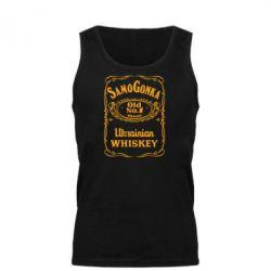Мужская майка SamoGonka (Jack Daniel's) - FatLine