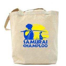 Сумка Samurai Champloo - FatLine