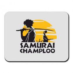 Коврик для мыши Samurai Champloo - FatLine