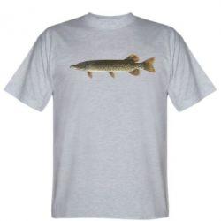 Мужская футболка Щука - FatLine