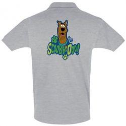 Футболка Поло Scooby Doo! - FatLine