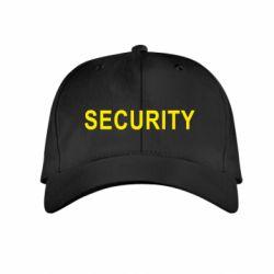 Детская кепка Security - FatLine