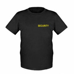 ������ �������� Security