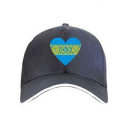 кепка Серце України - FatLine