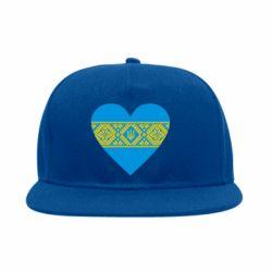 Снепбек Серце України - FatLine