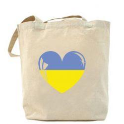 Сумка Сердце України - FatLine