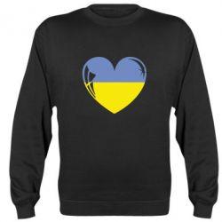 Реглан Сердце України - FatLine