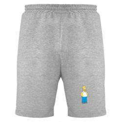Мужские шорты Серьезный Homer - FatLine