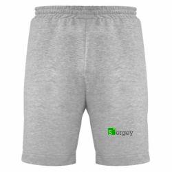 Мужские шорты Sergey - FatLine
