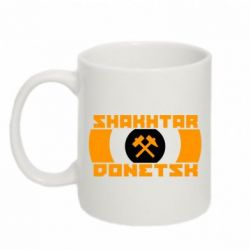 Кружка 320ml Shakhtar Donetsk - FatLine