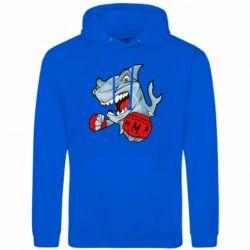 Мужская толстовка Shark MMA - FatLine