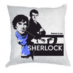 Подушка Sherlock (Шерлок Холмс) - FatLine