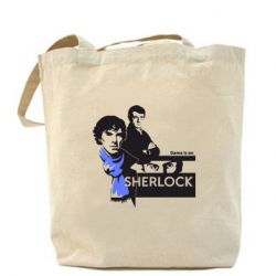 Сумка Sherlock (Шерлок Холмс) - FatLine