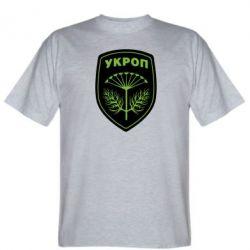Мужская футболка Шеврон Укропа - FatLine