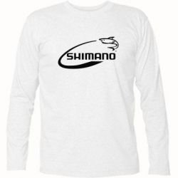 Футболка с длинным рукавом Shimano - FatLine