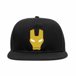 Снепбек Шлем Железного Человека - FatLine