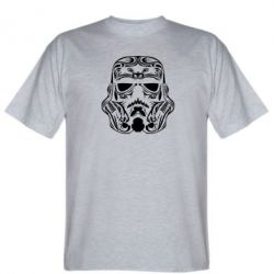 Мужская футболка Штурмовик Арт - FatLine
