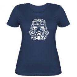 Женская футболка Штурмовик Арт - FatLine