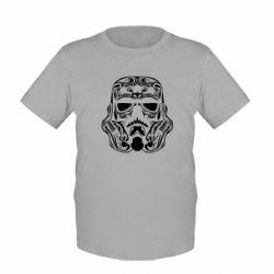 Детская футболка Штурмовик Арт - FatLine