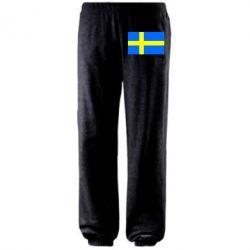 Штаны Швеция - FatLine