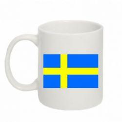Кружка 320ml Швеция - FatLine