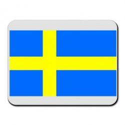 Коврик для мыши Швеция - FatLine