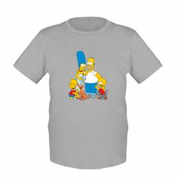 ������� �������� Simpsons Family