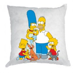 Подушка Simpsons Family - FatLine