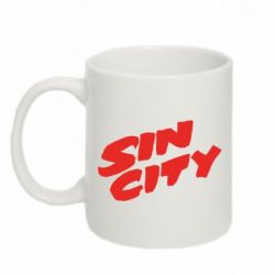 Кружка 320ml Sin City - FatLine