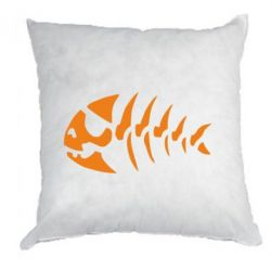 Подушка скелет рыбки - FatLine