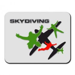 ������ ��� ���� Skidiving logo - FatLine