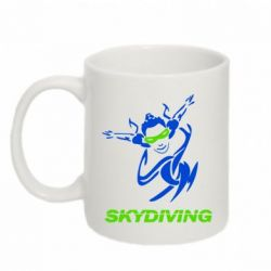 Кружка 320ml Skidiving - FatLine