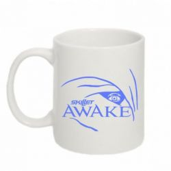 Кружка 320ml Skillet Awake - FatLine