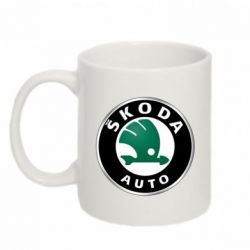 Кружка 320ml Skoda Auto - FatLine