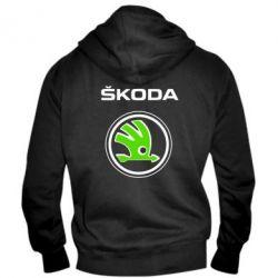 ������� ��������� �� ������ Skoda Bird - FatLine