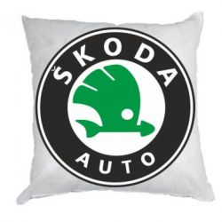 Подушка Skoda Small - FatLine
