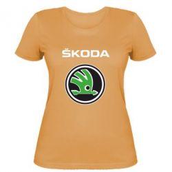 Женская Skoda - FatLine