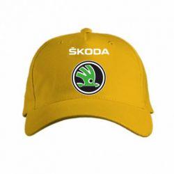 кепка Skoda